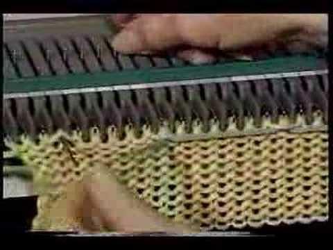 Ultimate Sweater Machine | Lesson 19: Fairisle - YouTube