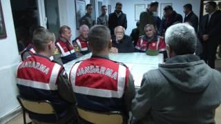 Ağpınar Jandarma Karakolunu Ziyaret
