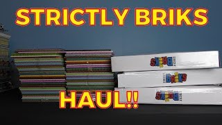 Haul #37 - Parts to Elevate My City - Strictly Briks