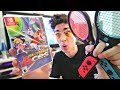 ULTIMATE Mario Tennis Aces Unboxing! *ON