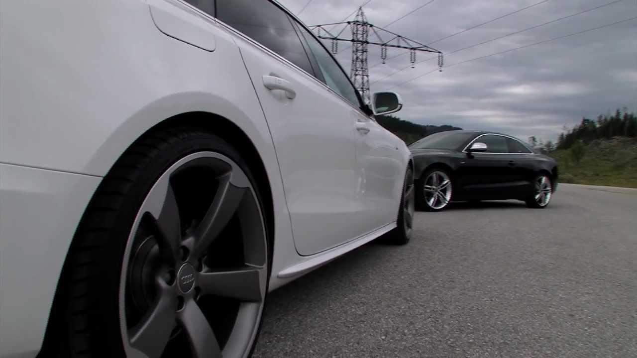 Videodreh Www Komplettraeder Kurz At Audi Quattro S Line