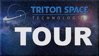 Machine Shop Tour: Triton Space Technologies!