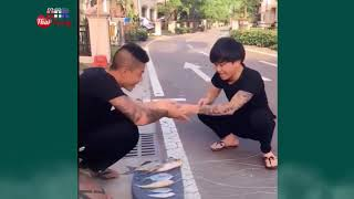 Thai Funny 2017 - Chinese Funny 2017 - Whatsapp Funny Videos Prank Ep 3