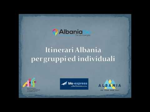 Alla scoperta dell'Albania, itinerari per gruppi ed individuali - webinar dell'8 maggio