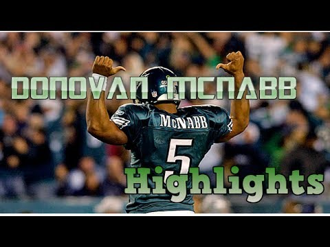 "Donovan McNabb - ""All Things Go"" - Highlights"