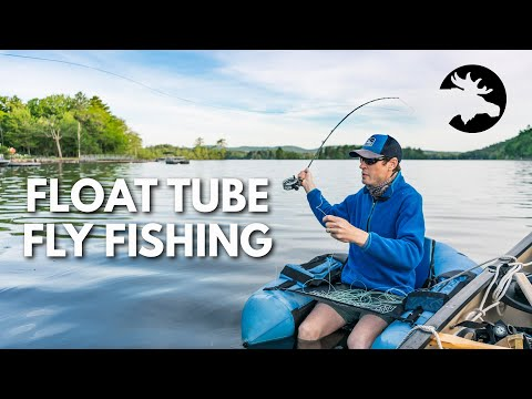 Float Tube Fly Fishing