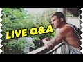 LIVE Q&A + How To Become An Expert At Anything!!! 👨🏼💻LIVESTREAM + QA& 🙋♂️