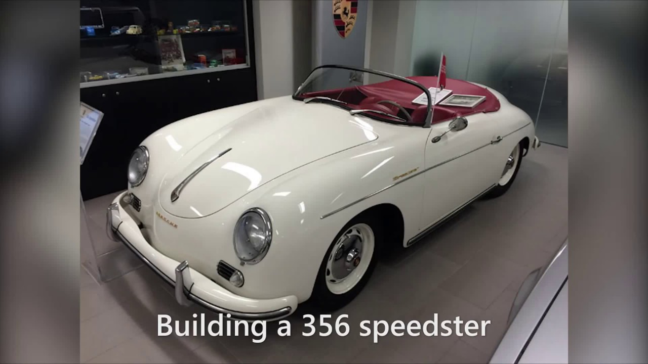 356 Speedster Build Part 1 Youtube