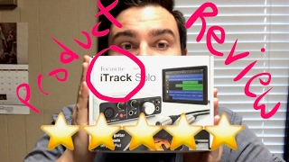 Focusrite iTrack Solo Lightning | Product Review | Unboxing Setup | iPhone 7 plus