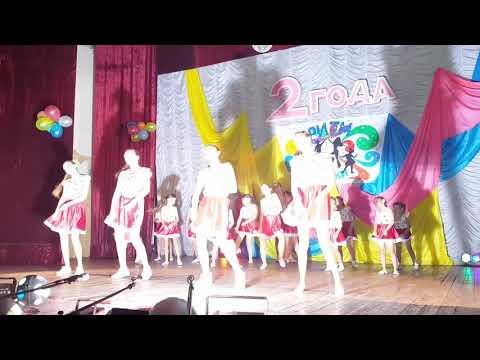 Выступление РИТМ РИТМИКИ! Танец - \