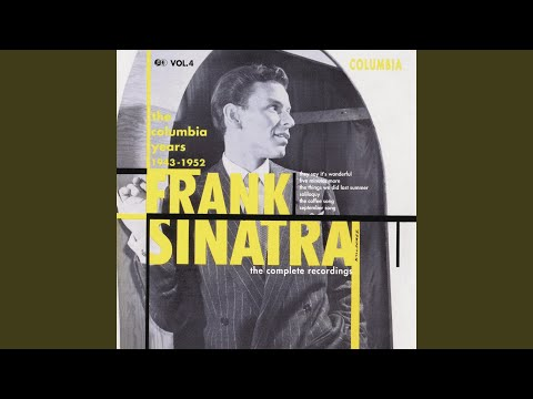 frank sinatra i fall in love with you ev ry day 78 rpm version