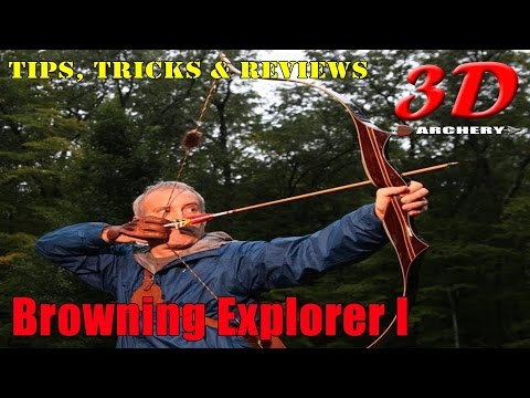 3D Archery - Browning Explorer I
