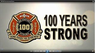 GPFD 100 Year Anniversary thumbnail