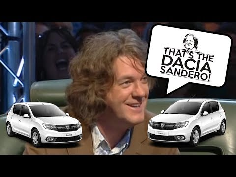 Great news it's a Dacia Sandero - Review