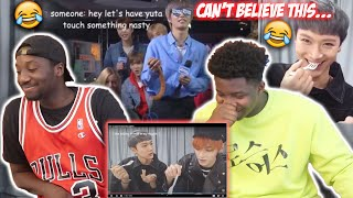 NCT being dirty minded (REACTION)