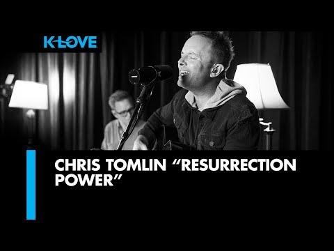 "Chris Tomlin ""Resurrection Power"" LIVE at K-LOVE"