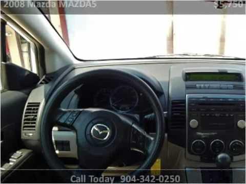 2008 Mazda MAZDA5 Used Cars St Augustine FL