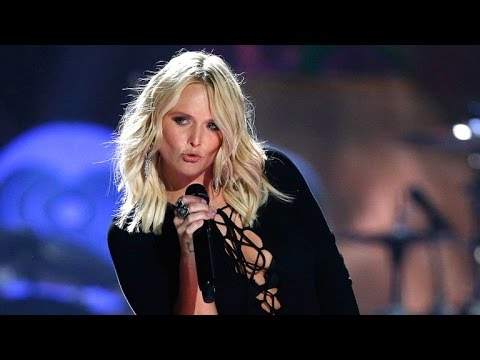Miranda Lambert Wows iHeartRadio Country Festival in Sexy, Lace-Up Top