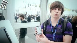 MWC 2012 - Alcatel