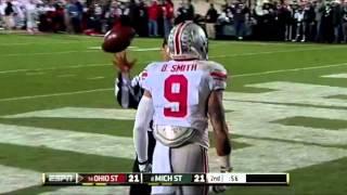 Ohio State vs Michigan State 2014 Highlights