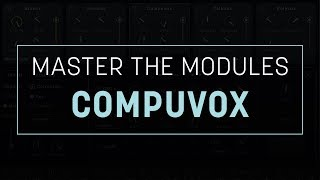 How to Use VocalSynth 2: Compuvox