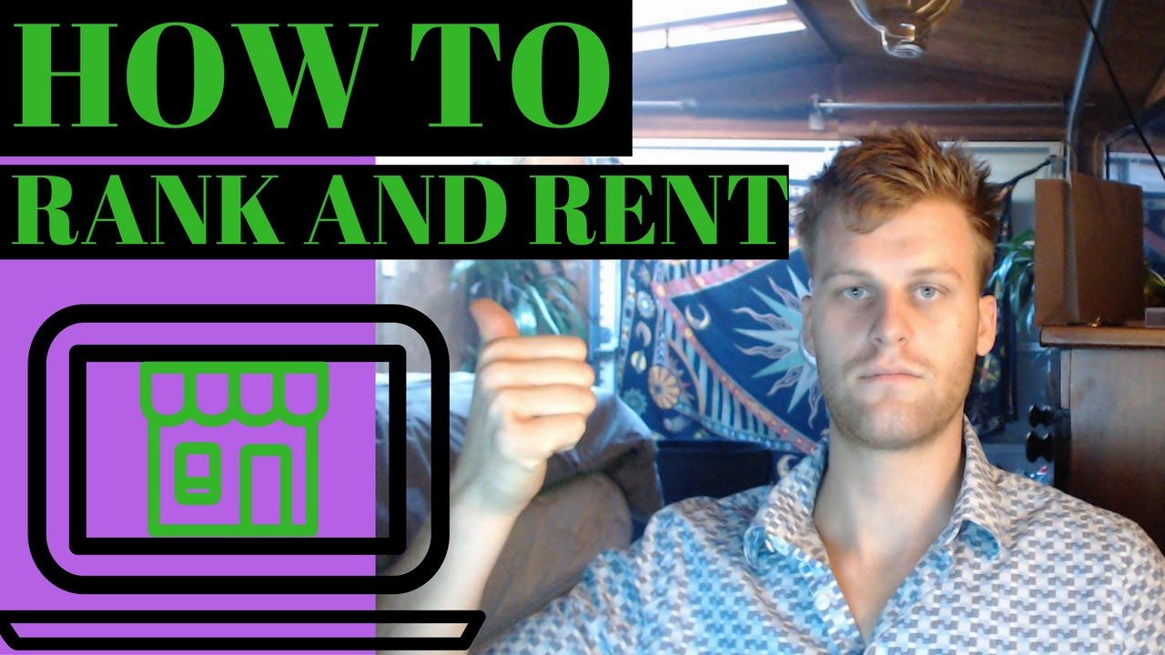 How To Rank and Rent Websites Locally ????