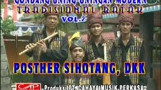 Poster Sihotang,dkk - Embas - Embas - Gondang uning uningan