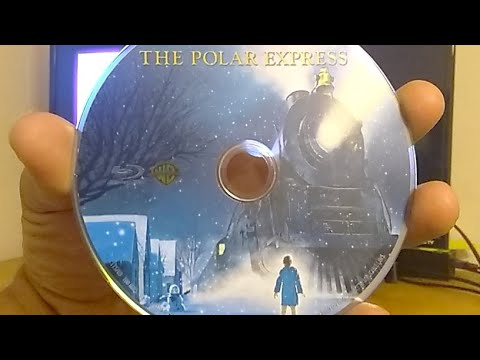 Download Opening To The Polar Express 2004/2018 Blu-Ray