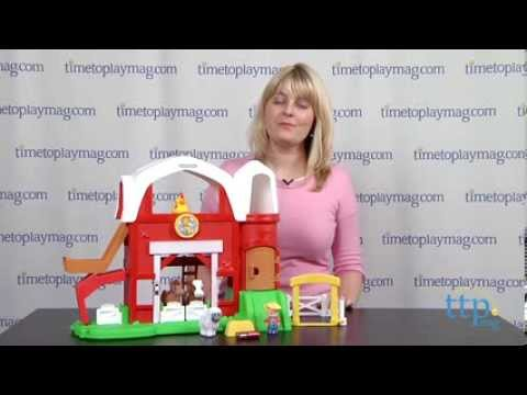 Little People Fun Sounds Farm From Fisher-Price