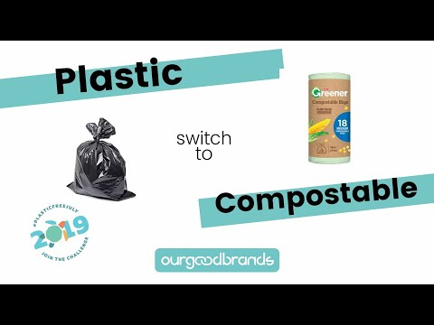 Stop Greenwashing // Degradable, Biodegradable or Compostable bags?