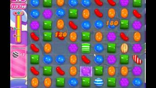 Candy Crush Saga level 665 (3 star, No boosters)