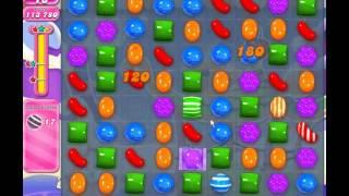Candy Crush Saga level 665 (3 star, No boosters)