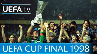 1998 UEFA Cup final highlights - Inter-Lazio