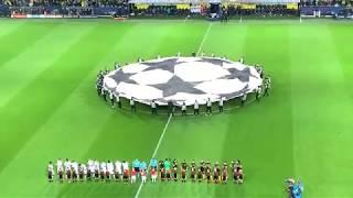 Signal Iduna Park atmosphere (Borussia Dortmund vs. Tottenham Hotspur) 06.03.19 4k60fps