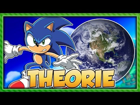 Wie Gelang Sonic Zur Erde? | Sonic Theorie
