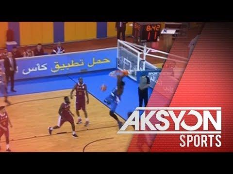 Gilas Pilipinas, wagi kontra Qatar sa simula ng FIBA WC Qualifiers 6th window