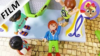 Playmobil filmpje Nederlands - JULIANS BLOEDIGE ONGELUK OP DE KERMIS! TYPISCH JULIAN! Familie Vogel