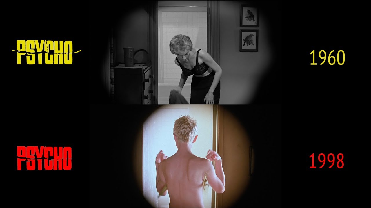 Download Psycho (1960/1998): Side-by-Side Comparison