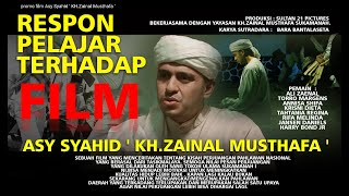 Video testimoni film asy syahiid kh.zaenal musthafa download MP3, 3GP, MP4, WEBM, AVI, FLV September 2018