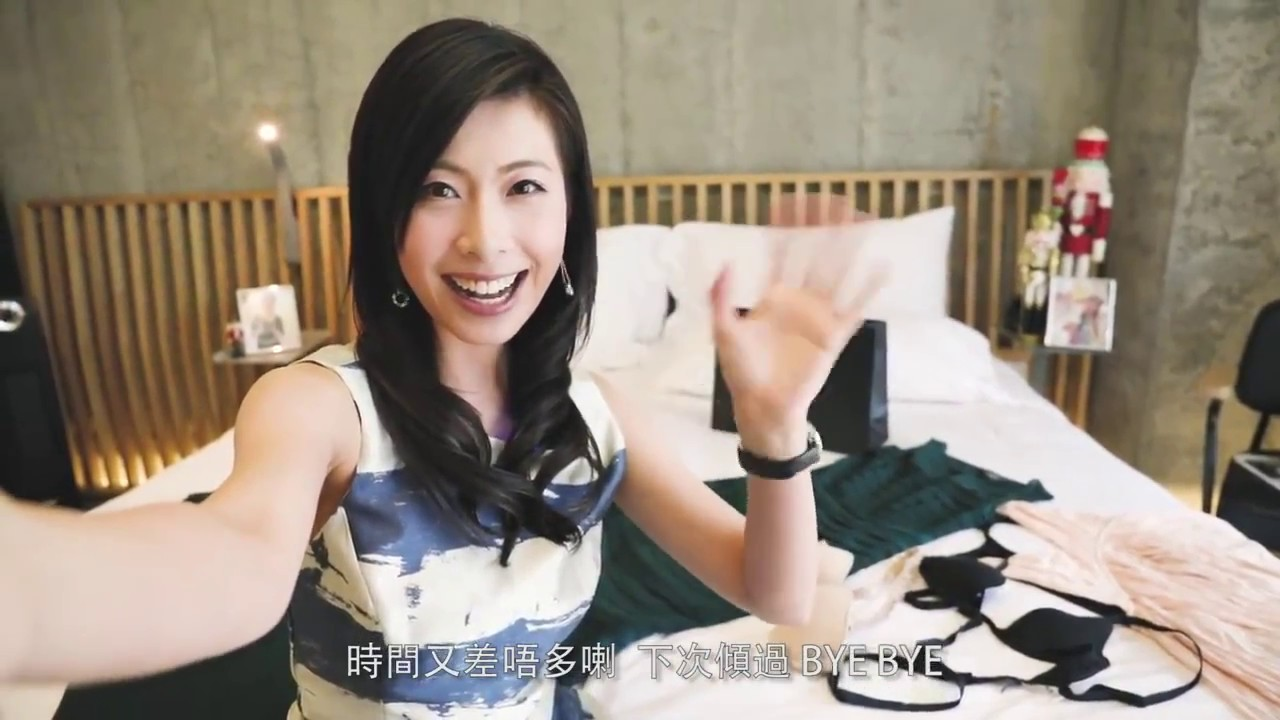 揭開女神的秘密 x 黃紫盈 Connie Wong - YouTube