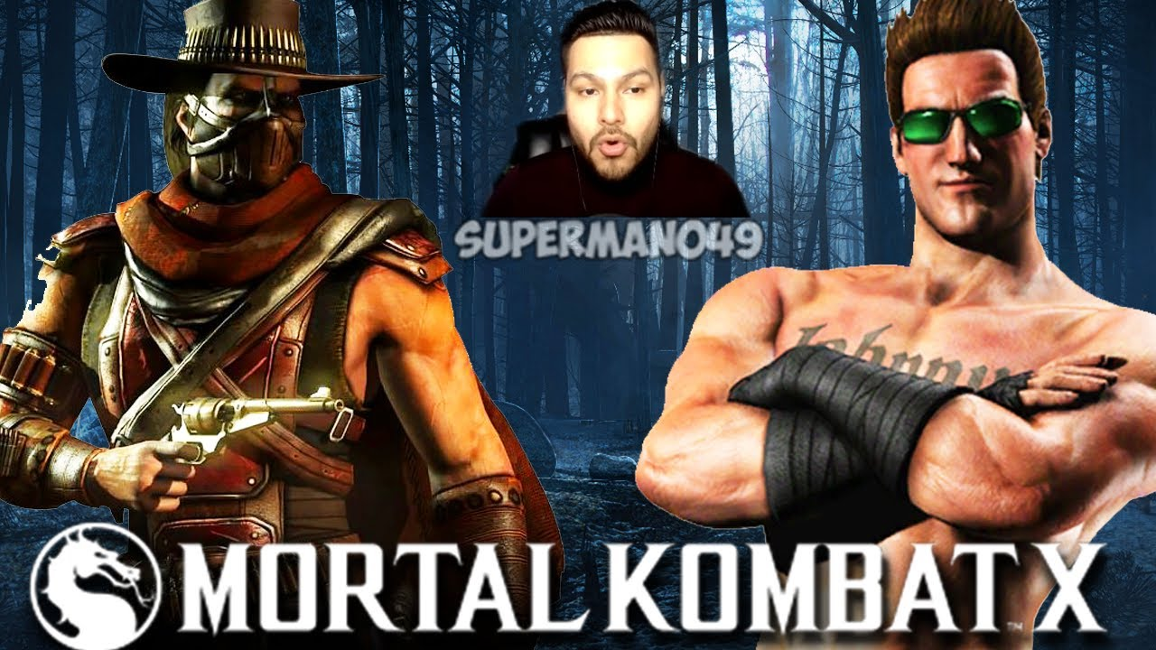 The BEST Mortal Kombat X Set Of ALL TIME! - Super Watches #2 The Sonicfox Finish Vs DJT!