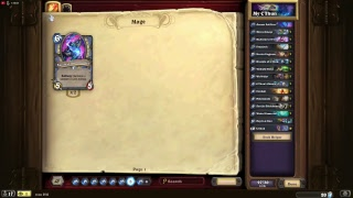 Warm your frozen beards by the fiya | HearthStone