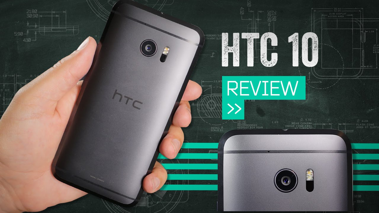 HTC 10 Review: The Best Android Phone You're Not Buying