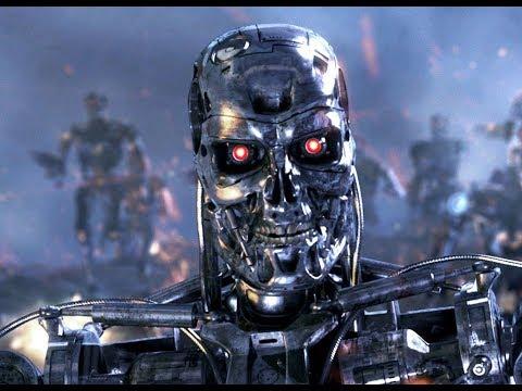 Жидкий металл в руках - не к добру! (прикол Terminator 2)