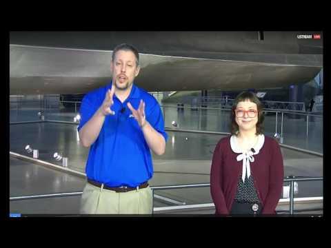 STEM in 30 – Focus on the SR 71 Blackbird