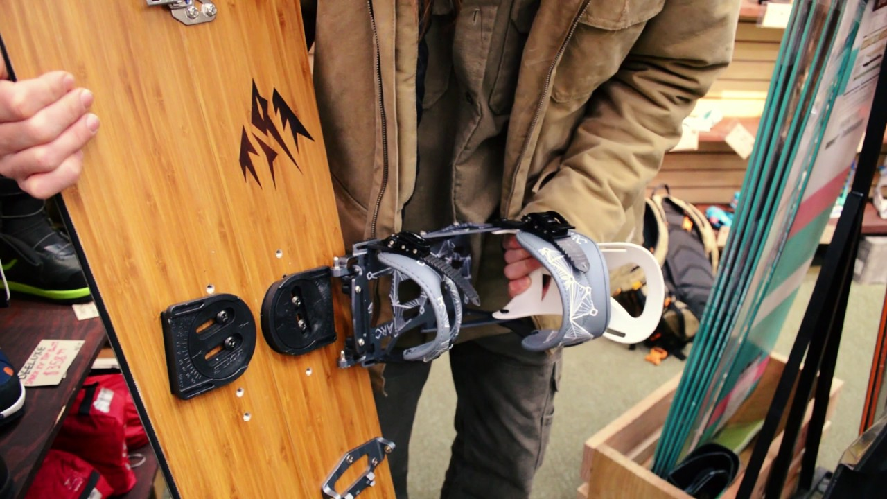 7c4f4ed8f5e Next Adventure - Arc Splitboard Bindings by Spark R D - YouTube