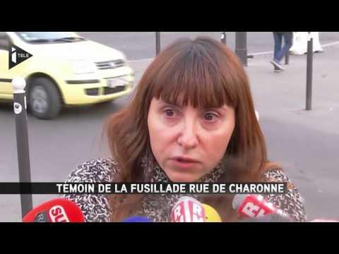 """Un témoin de Charonne : """"J'ai vu son regard, il voulait nous tuer"""""""