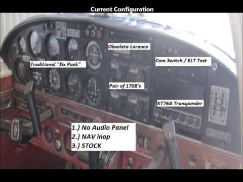 Upgrading avionics - Hints and tips