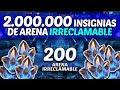 2000000 Insignias de Arena Irreclamable | Runas para Maestrías - Marvel Contest Of Champions