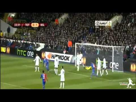 Tottenham 2-2 Basel
